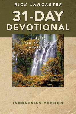 31-Day Devotional - Indonesian Version (Paperback)