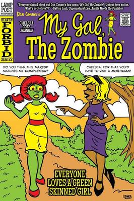 My Gal, the Zombie (Paperback)