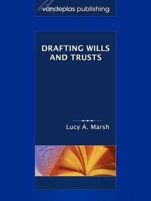 Drafting Wills and Trusts (Paperback)