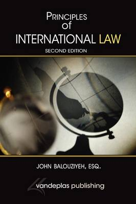 Principles of International Law, Second Edition (Paperback)
