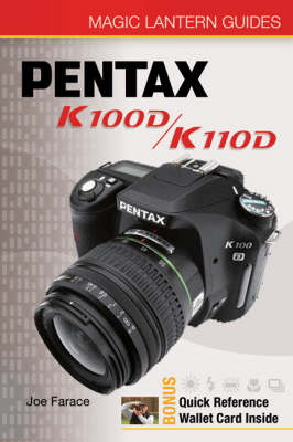 Pentax K100D/K110D - Magic Lantern Guides (Paperback)
