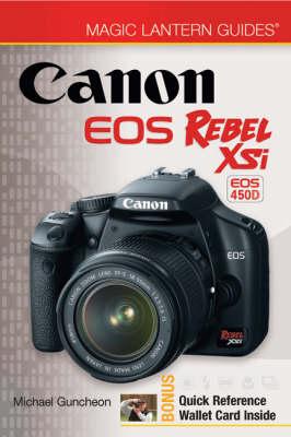 Canon EOS Rebel XSi EOS 450D (Paperback)