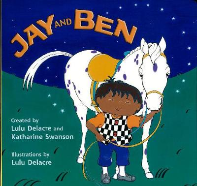Jay And Ben (Board book)