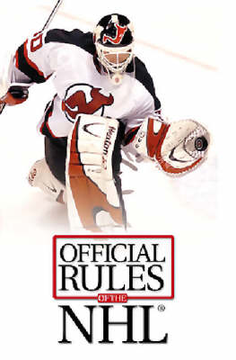 2008 Official Rules of the NHL (Paperback)