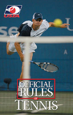 2008 Official Rules of Tennis (Paperback)