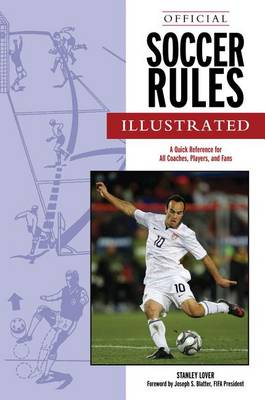 Official Soccer Rules Illustrated (Paperback)