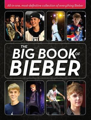 Big Book of Bieber (Hardback)