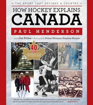How Hockey Explains Canada: The Sport That Defines a Country (Paperback)