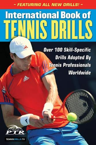 International Book of Tennis Drills (Paperback)