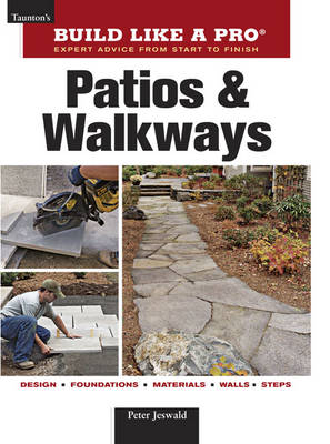 Patios and Walkways - Idea Book S. (Paperback)