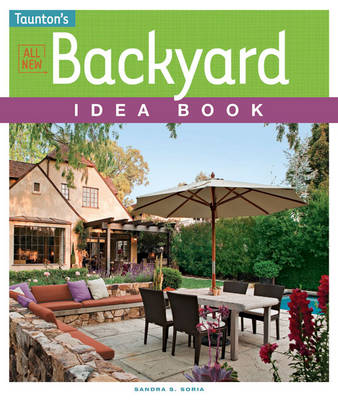 All New Backyard Idea Book (Paperback)