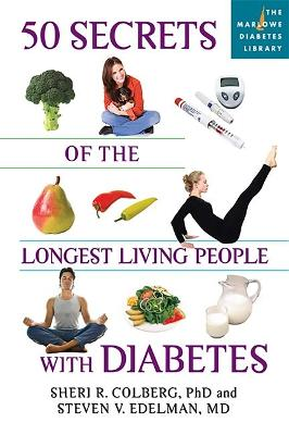 50 Secrets of the Longest Living People with Diabetes (Paperback)