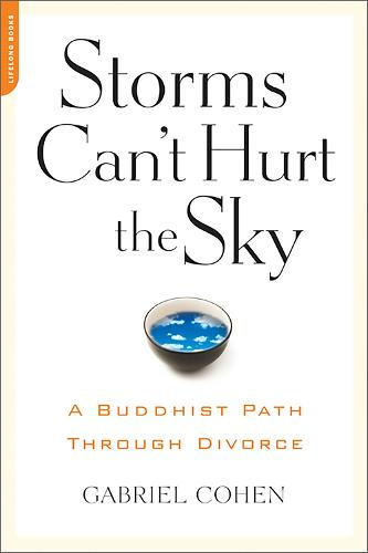 The Storms Can't Hurt the Sky: The Buddhist Path through Divorce (Paperback)