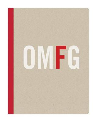 Knock Knock Omfg Kraft Journal - Kraft Journal