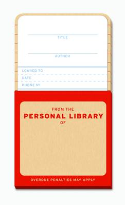 Knock Knock Personal Library Kit Refill - Personal Library Kit