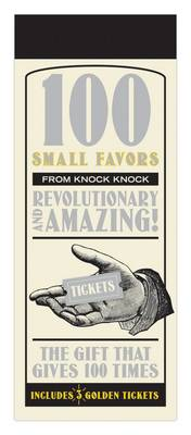 100 Tickets,Small Favours (Paperback)