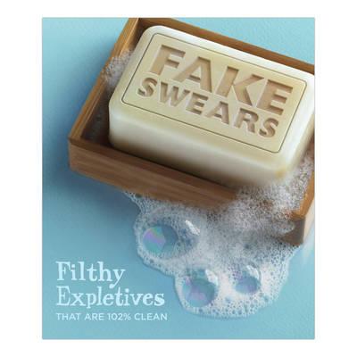Knock Knock Fake Swears - Books & Other Words (Hardback)