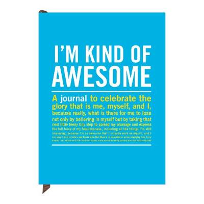 Knock Knock I`m Kind of Awesome Inner Truth Journal - Inner-Truth Journal