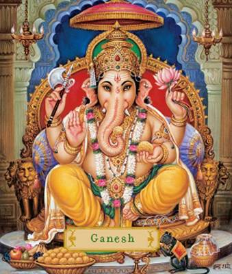 Ganesh: Removing the Obstacles (Hardback)