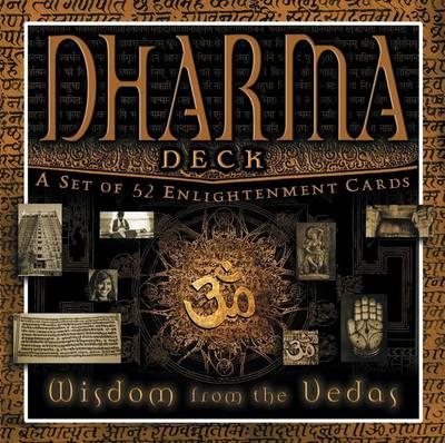 Dharma Deck: Wisdom of the Vedas (Hardback)