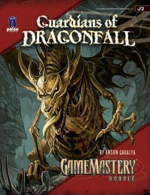 GameMastery Module: Guardians Of Dragonfall (Paperback)