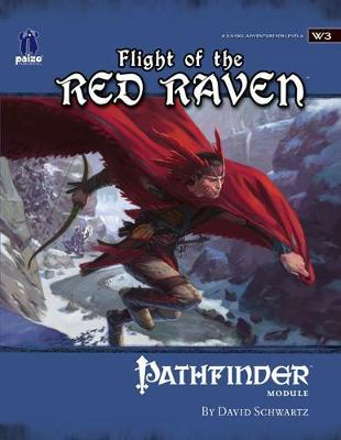GameMastery Module: Flight Of The Red Raven (Paperback)
