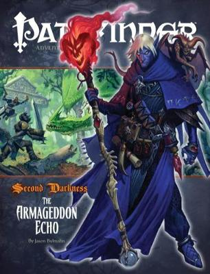 Pathfinder #15 Second Darkness: The Armageddon Echo (Paperback)