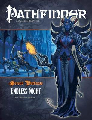 Pathfinder #16 Second Darkness: Endless Night (Paperback)