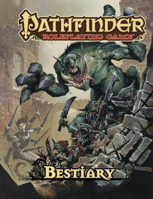 Pathfinder Roleplaying Game: Bestiary 1 (Hardback)