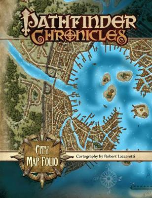 Pathfinder Chronicles: City Map Folio (Paperback)