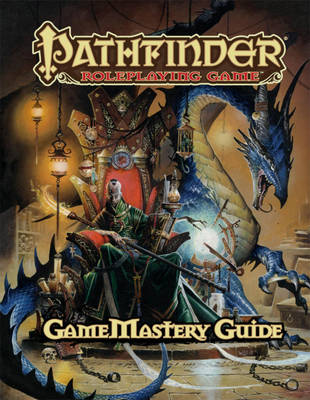 Pathfinder Roleplaying Game: GameMastery Guide (Hardback)