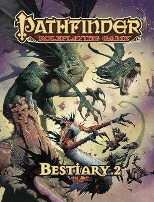 Pathfinder Roleplaying Game: Bestiary 2 (Hardback)