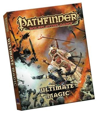Pathfinder Roleplaying Game: Ultimate Magic (Hardback)
