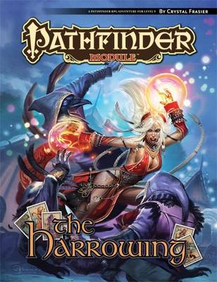 Pathfinder Module: The Harrowing (Paperback)