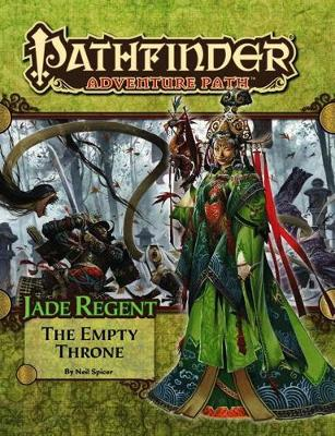 Pathfinder Adventure Path: Jade Regent Part 6 - The Empty Throne (Paperback)