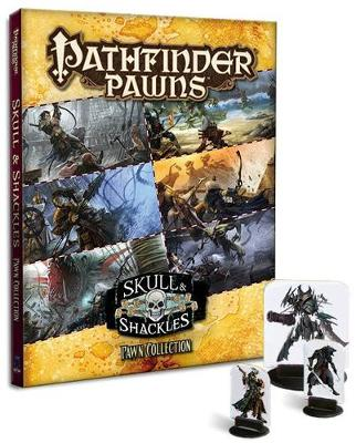Pathfinder: Skull & Shackles Adventure Path Pawn Collection