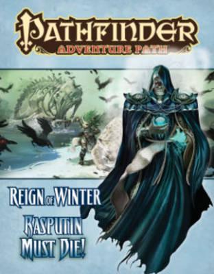 Pathfinder Adventure Path: Reign of Winter Part 5 - Rasputin Must Die (Paperback)