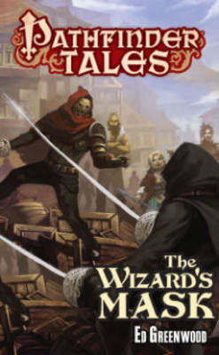 Pathfinder Tales: The Wizard's Mask (Paperback)