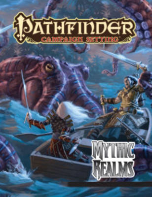 Pathfinder Campaign Setting: Mythic Realms (Paperback)
