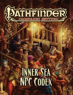 Pathfinder Campaign Setting: Inner Sea NPC Codex (Paperback)