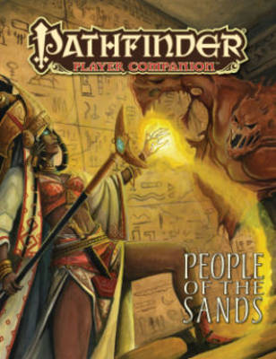 Pathfinder Player Companion: People of the Sands (Paperback)