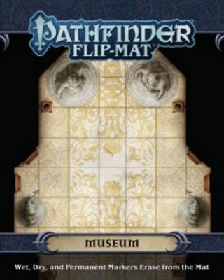 Pathfinder Flip-Mat: Museum (Paperback)