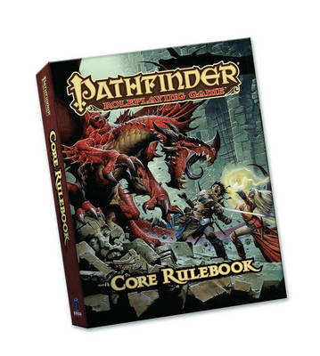Pathfinder Roleplaying Game: Core Rulebook (Pocket Edition) (Paperback)
