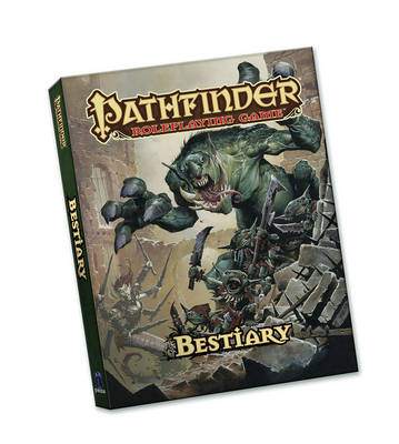 Pathfinder Roleplaying Game: Bestiary (Pocket Edition) (Paperback)