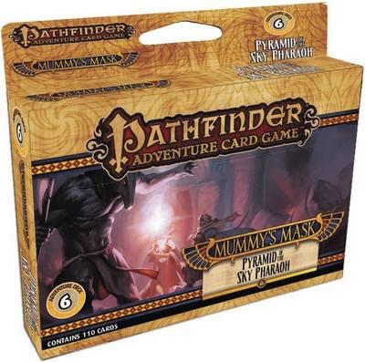 Pathfinder Adventure Card Game: Mummy's Mask Adventure Deck 6: Pyramid of the Sky Pharaoh