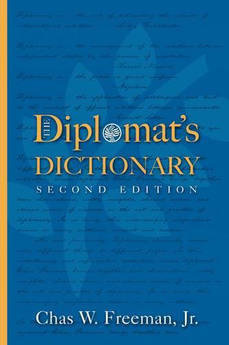 Diplomat's Dictionary (Paperback)