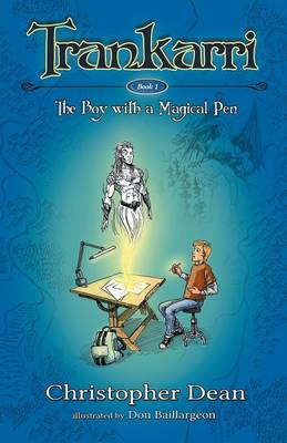 Trankarri: The Boy with a Magical Pen (Paperback)