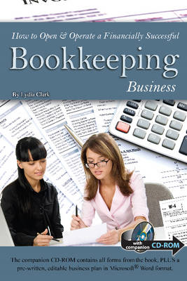 How to Open & Operate a Financially Successful Book-Keeping Business