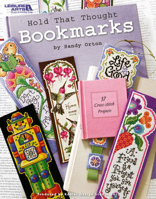 Hold That Thought Bookmarks (Paperback)
