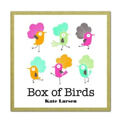 Box of Birds Greengift Notes